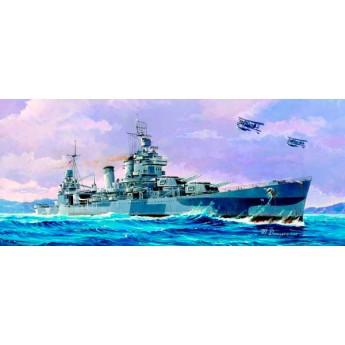 "Крейсер СА-38 ""Сан Франциско"" 1944 г. (1:700)"