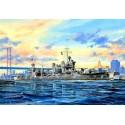 """Trumpeter 05748 Сборная модель корабля крейсер СА-39 """"Квинси"""" (1:700)"""