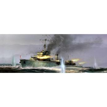 Эсминец Z-21, 1940 г. (1:700)