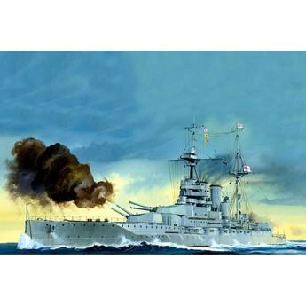 Линкор HMS Queen Elizabeth, 1918 г. (1:700)