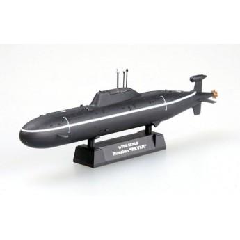 """Подводная лодка """"Акула"""" (1:700)"""