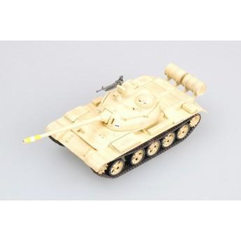 Easy Model 35022 Готовая модель танка Т-54 Ирак 1991 г (1:72)