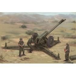 Trumpeter 02329 Сборная модель пушки Д-30 поздняя (1:35)