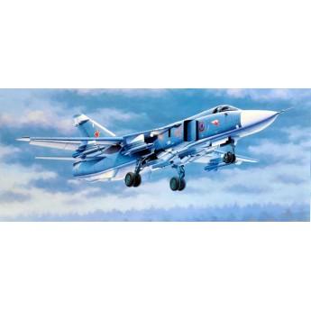 Модель самолета Су-24М (1:48)