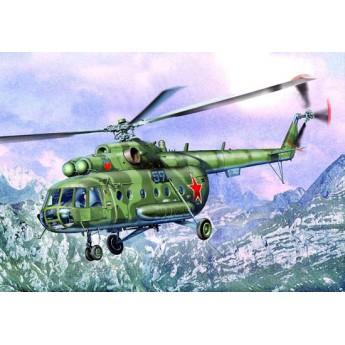 Модель вертолета Ми-8МТ / Ми-17 (1:35)