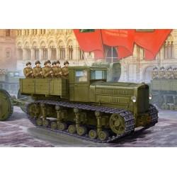 "Trumpeter 05540 Сборная модель трактора ""Коминтерн"" (1:35)"