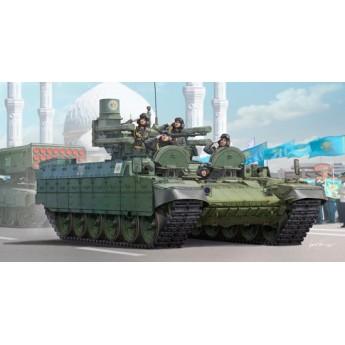 """Модель БМПТ """"Терминатор"""" (Казахстанская армия) (1:35)"""