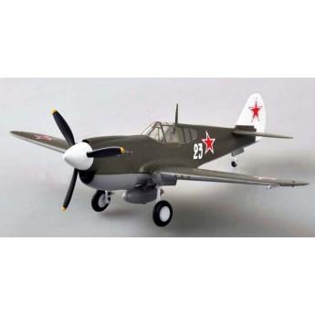 Easy Model 39314 Готовая модель самолёта P-40M советский (1:48)