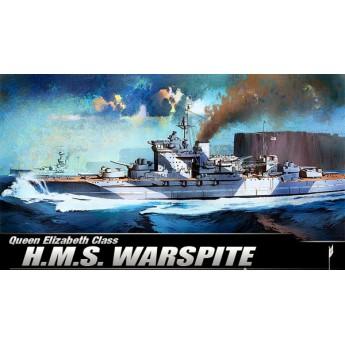 "Корабль ""Warspite"" (1:350)"