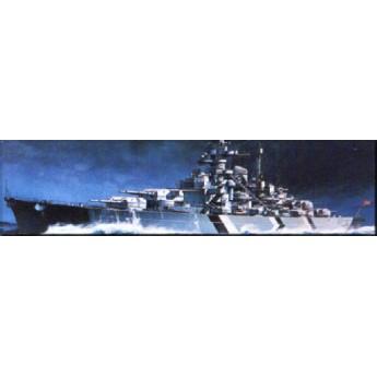 """Корабль """"TIRPITZ"""" (1:800)"""