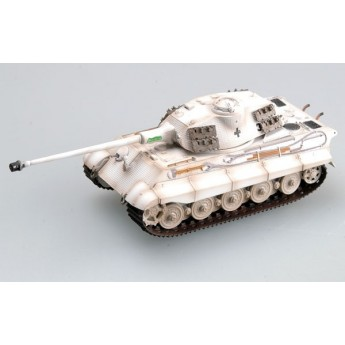 Модель танка Tiger II (Porsche turret)