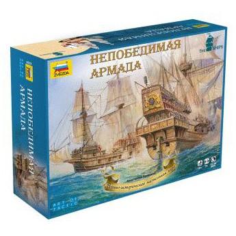 Игра Непобедимая армада