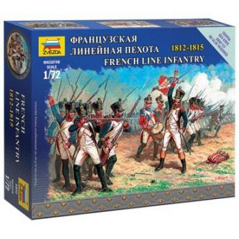 Солдаты Французская линейная пехота (1:72)