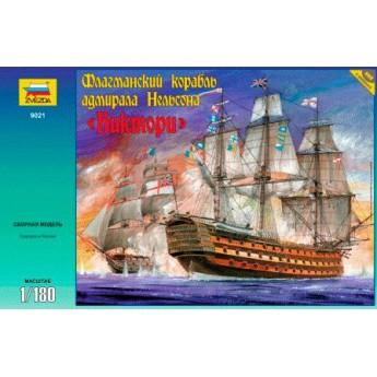 """Корабль """"Виктори"""" (1:180)"""