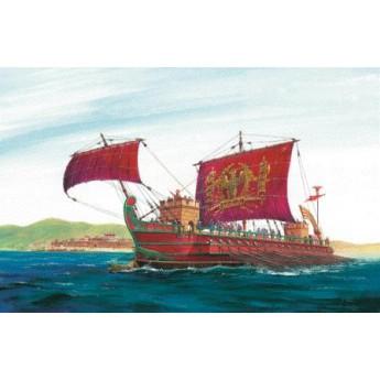 Римская императорская трирема (1:72)