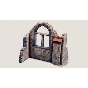 Диорама CHURCH WINDOW (1:35)
