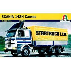 "ITALERI 0762 Сборная модель грузовика СКАНИЯ 142H ""Тент"" (1:24)"