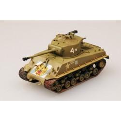 Модель танка M4A3 E8 Sherman.