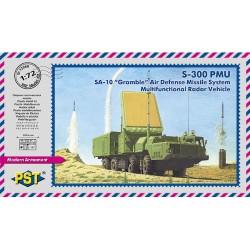 PST 72060 Сборная модель многофункционального радарного комплекса для ЗРК С-300 (SA-10 GRUMBLE) (1:72)