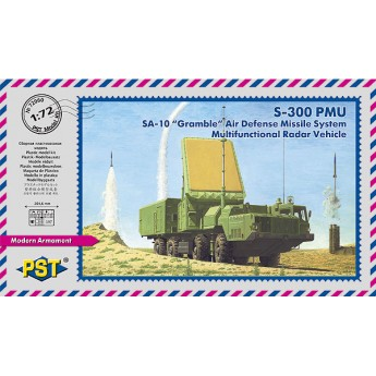 Многофункциональный радарный комплекс для ЗРК С-300( SA-10 GRUMBLE)