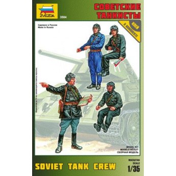 Советские танкисты (1:35)