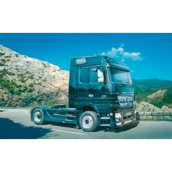 Автомобиль MERCEDES BENZ Actros Black Edition (1:24)