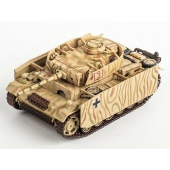 Модель танка Panzer III, Россия, 1943 г.