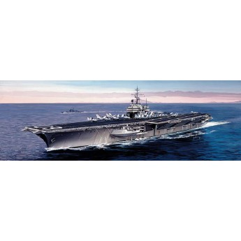 Корабль U.S.S. SARATOGA CV-60 (1:720)