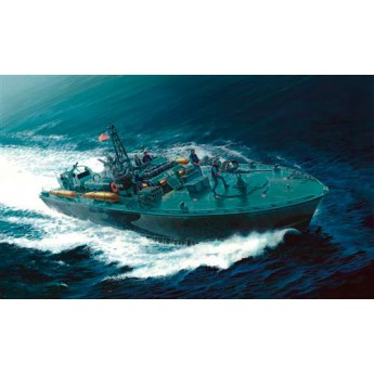 Корабль ELCO '80 TORPEDO BOAT PT-596 PRM EDITION (1:35)