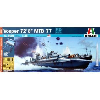 Корабль VOSPER 72''6' MTB 77 PRM EDITION (1:35)