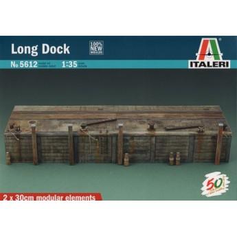 Диорама LONG DOCK (1:35)