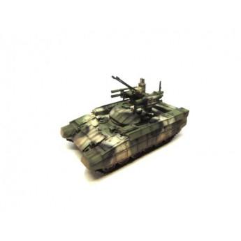 """BroneMir bm037 Готовая модель БМПТ """"Терминатор"""" (1:72)"""