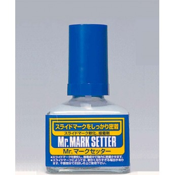 Разбавитель для декалей 40мл THINNER MR.MARK SETTER