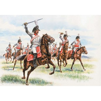 Солдаты PRUSSIAN CUIRASSIERS (NAP.WARS) (1:72)