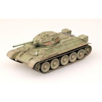 Easy Model 36264 Готовая модель танка Т-34/76 модель 1942 г под Москвой (1:72)