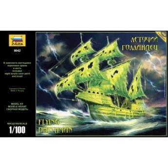 "Корабль ""Летучий Голландец"" (1:100)"