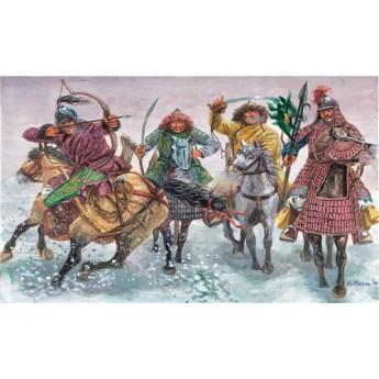 Солдаты MONGOLS (1:32)