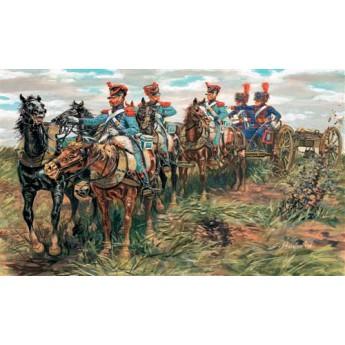Солдаты FRENCH LINE GUARD ARTILLERY (1:32)