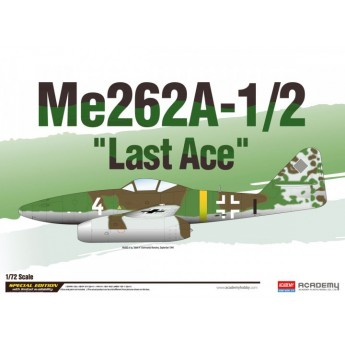 "Модель самолета Me262A-1/2 ""Last Ace"" (1:72)"