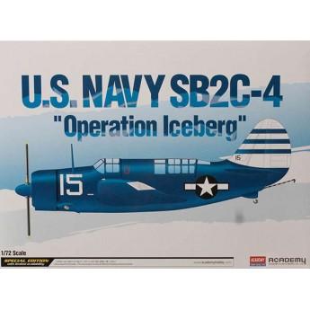 "Модель самолета U.S.Navy SB2C-4 ""Operation Iceberg"" (1:72)"