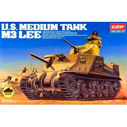 "Модель танка M3 ""Ли"" (1:35)"
