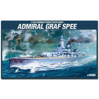 "Линкор ""Адмирал граф Шпее"" (1:350)"