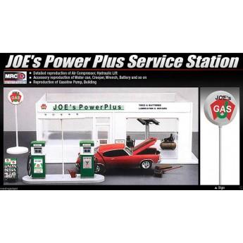 "Станция автосервиса ""Joe's Power Plus"" (1:24)"