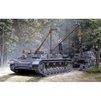 Модель ремонтно-эвакуационного танка IV (1:35)