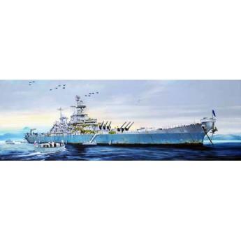Корабль USS Missouri BB-63 (1:200)