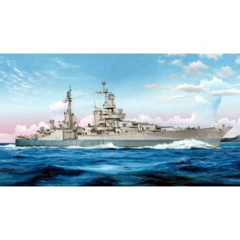 Корабль USS Indianapolis CA-35 1945 (1:350)