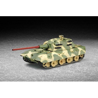 Модель танка German E-100 Super Heavy Tank (1:72)