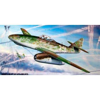 Самолет Ме 262 А-1а (с ракетами R4M) (1:35)