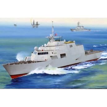 Корабль USS Freedom LCS-1 (1:350)