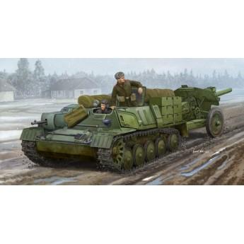 Артиллерийский тягач АТ-П (1:35)